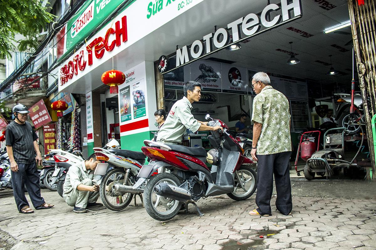 4 yếu tố CẦN BIẾT trước khi mở tiệm sửa xe máy là gì?